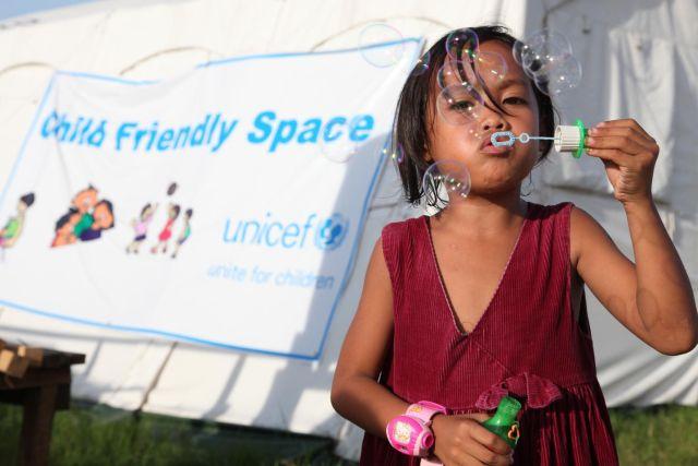 Lapsiystävällinen tila Filippiineillä